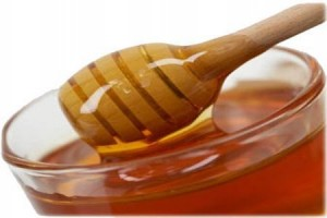 masca cu miere